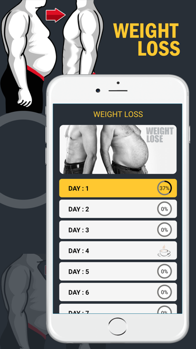Weight Loss in 30 Days screenshot one