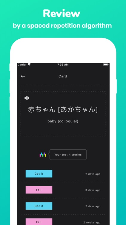 Memorize: Learn Japanese Words