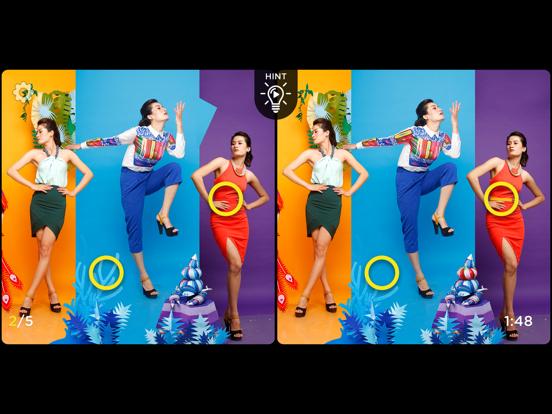 Spot The Difference: Fashion screenshot 7