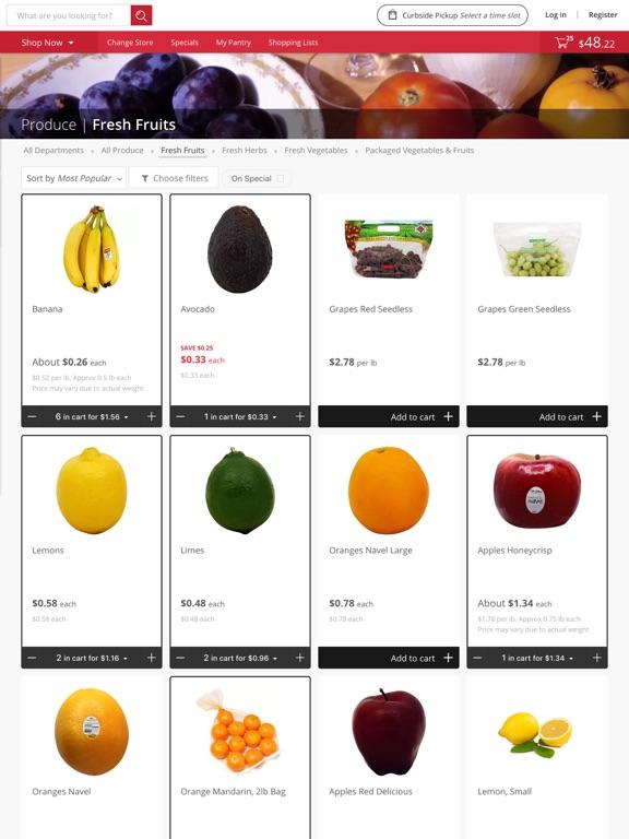 Food Rite screenshot 5