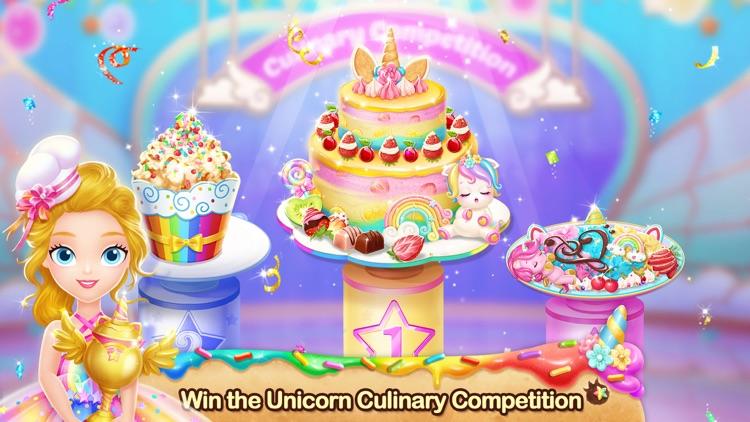 Princess Libby Unicorn Food screenshot-4