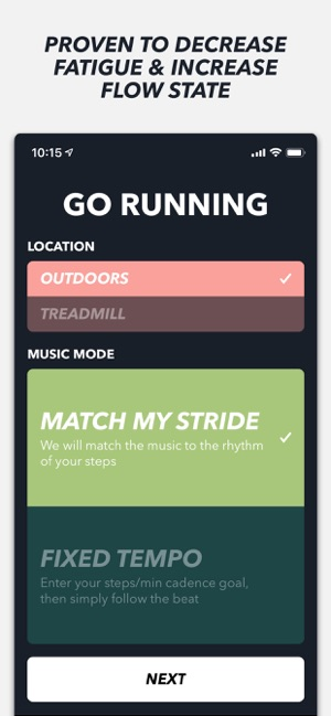 Weav Run: #1 Running Music on the App Store