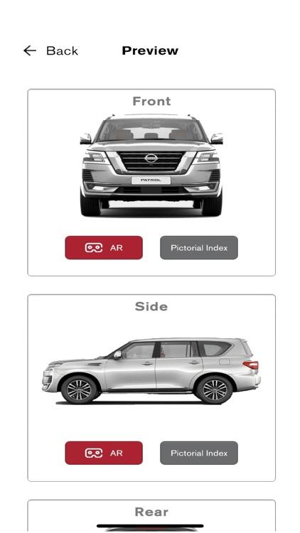 Nissan Driver's Guide ME screenshot-4
