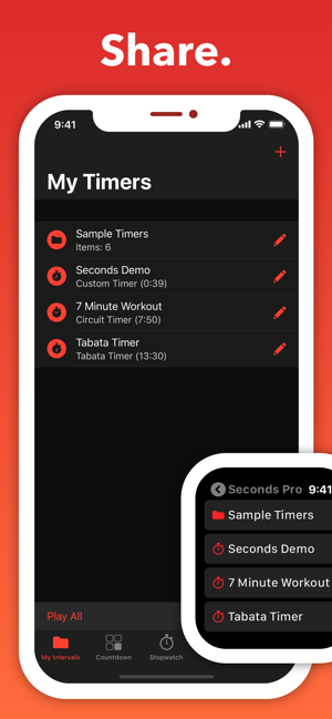 Interval Timer - Seconds on the App Store