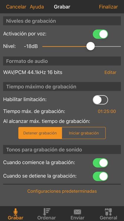 WavePad, editor de audio screenshot-7