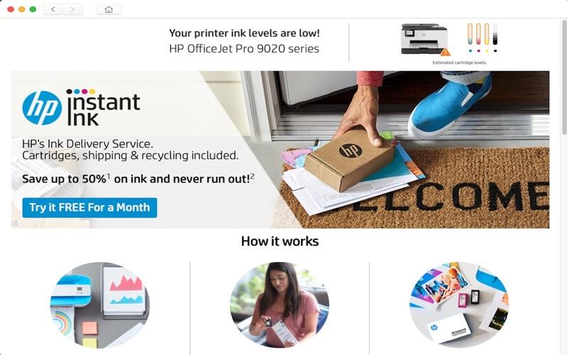 HP Smart Screenshot