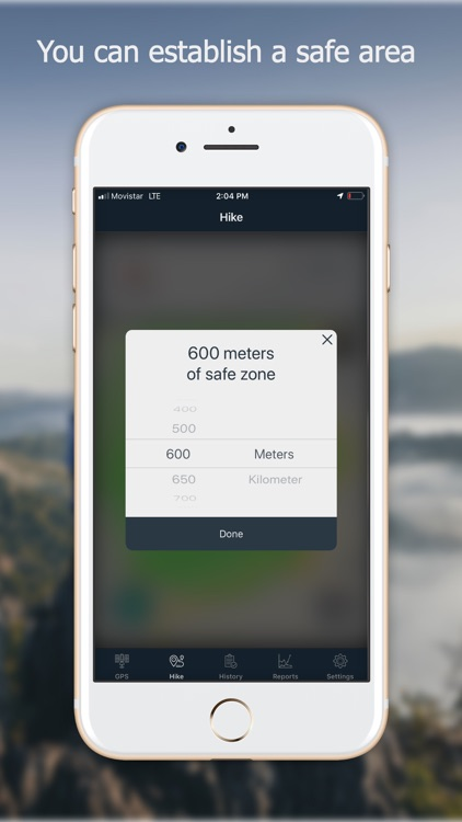 Navstar - GPS & Map for Hikers screenshot-6