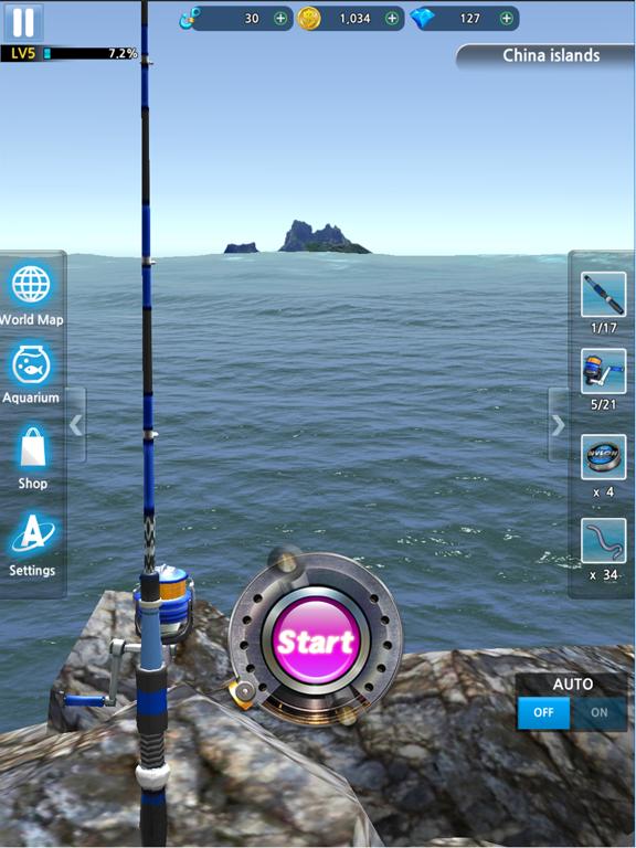 Real Monster Fishing 2019のおすすめ画像4