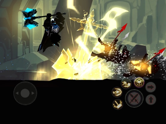 Shadow of Death: 暗黒の騎士のおすすめ画像5