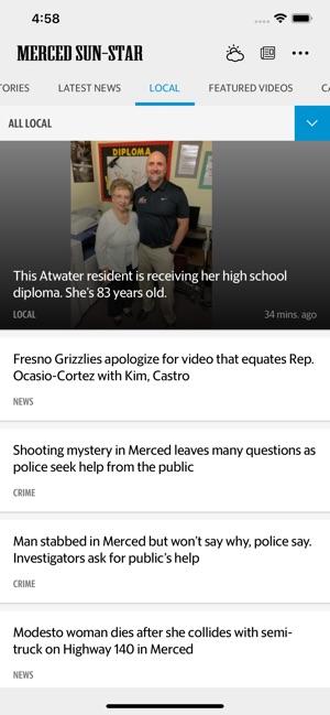 Merced Sun-Star News on the App Store