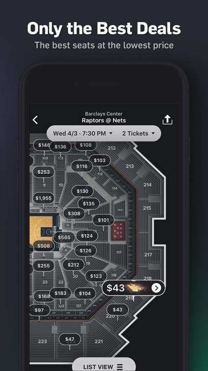 Gametime - Last Minute Tickets screenshot-4