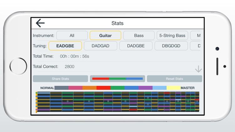 Fret Trainer - Learn Fretboard screenshot-4