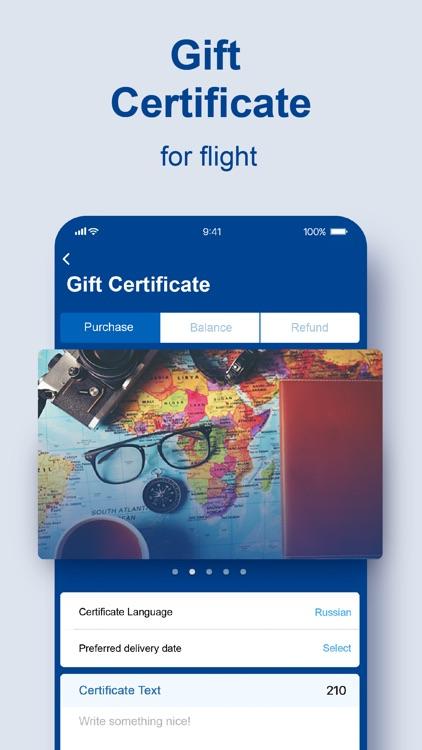 Aeroflot – air tickets online screenshot-7