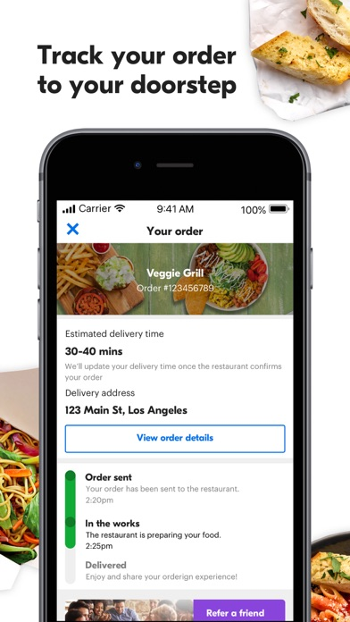 download Grubhub: Local Food Delivery apps 0