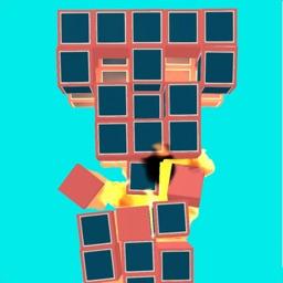 Crash Towers & Buildings - 3D