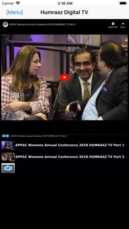 Humraaz Digital TV screenshot-5