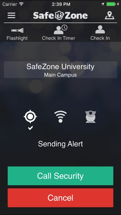 SafeZone screenshot-2