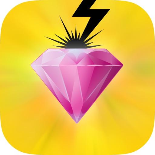 DiamondStrike - Match3Games icon