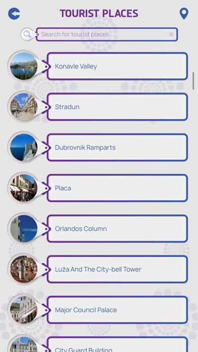Dubrovnik Travel Guide screenshot 3