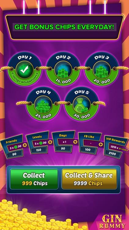 Gin Rummy - Online Card Game screenshot-5