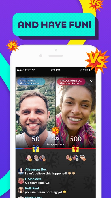 MeetMe - Go Live, Chat & Meet by MeetMe, Inc  (iOS, United