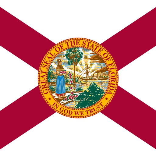 Florida emojis - USA stickers