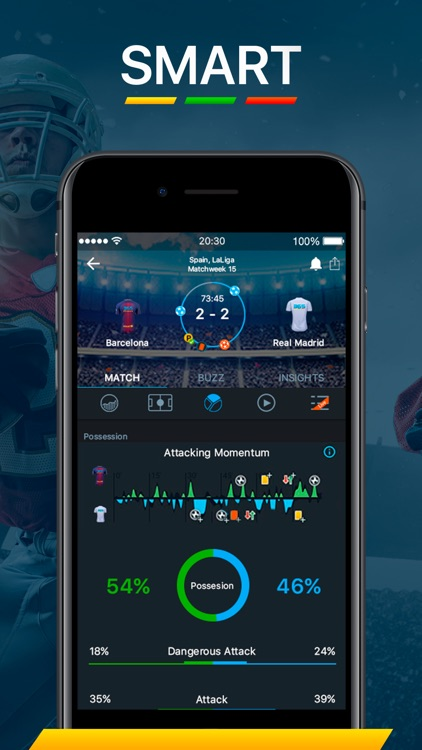 365Scores - Live Scores screenshot-3
