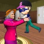 Horror School Teacher 3D Games