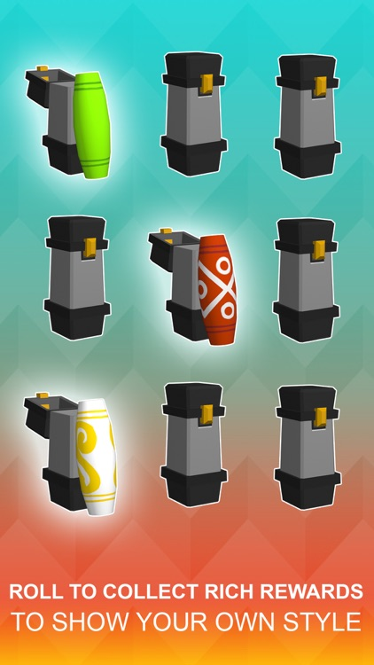 Fidget Stick - Block Runner screenshot-5