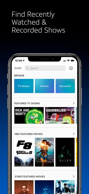 AT&T TV on the App Store