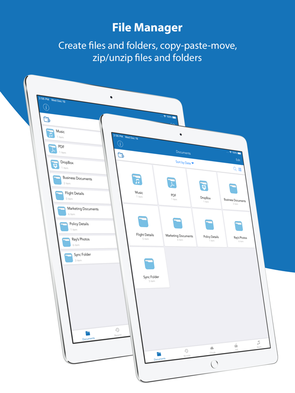 File Manager PRO - Documents Screenshots