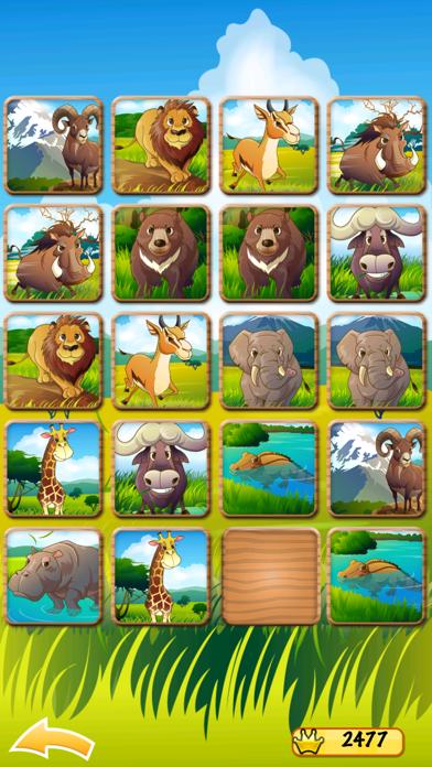Animal Zoo Match for KidsScreenshot of 8