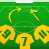 足球战术板 - 教练宝典 战术数据平台