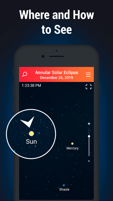 Screenshot for Eclipse Guide in United States App Store