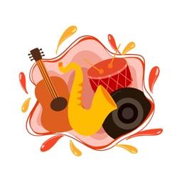 Calermua Music instruments