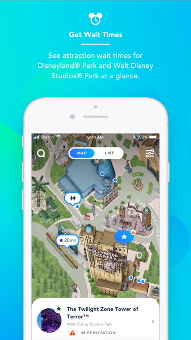 Disneyland® Paris screenshot
