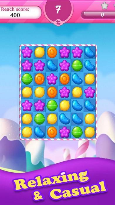 Sweet Paradise : Explore Candy screenshot 1