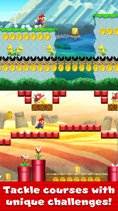 Screenshot for Super Mario Run in Hong Kong App Store