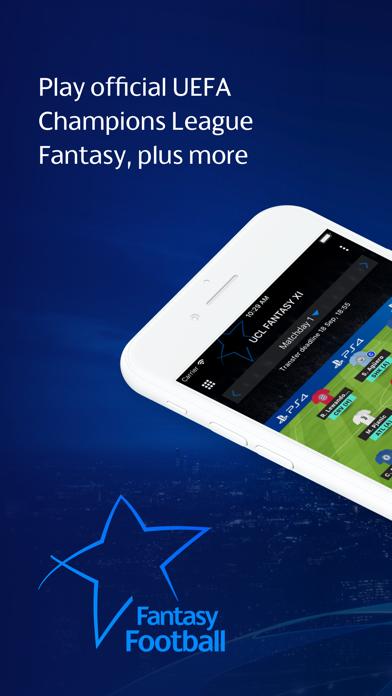 UEFA Champions League: Gaming screenshot one