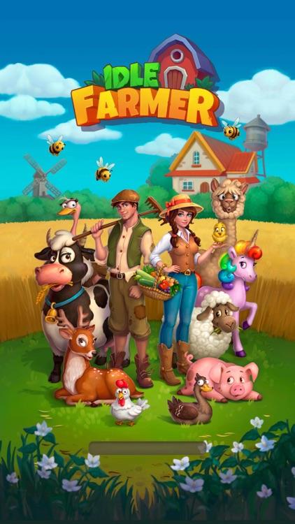 Idle Farmer - Farming Country screenshot-3