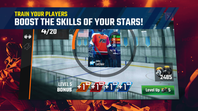 CBS Franchise Hockey 2018 screenshot 4