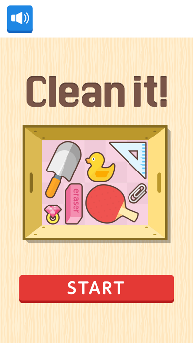 Clean It ! Tyding up! screenshot 1