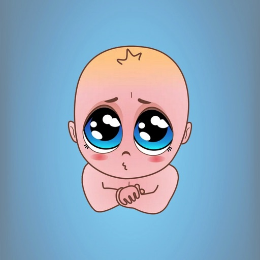 Cute Baby Expressions