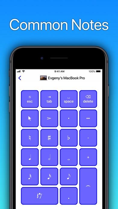 Sibelius KeyPad for Macのおすすめ画像2