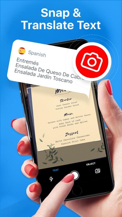 Speak On: Voice Translator App