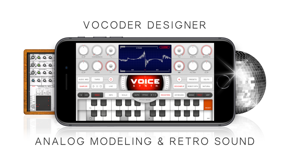 Voice Synth Modular App For Iphone Free Download Voice Synth Modular For Ipad Iphone At Apppure