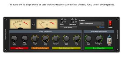 Time Machine AUv3 Plugin screenshot 1