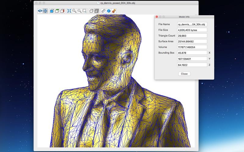 Meshman 3D Viewer at AppGhost com