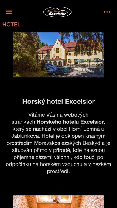Hotel Excelsior screenshot 1