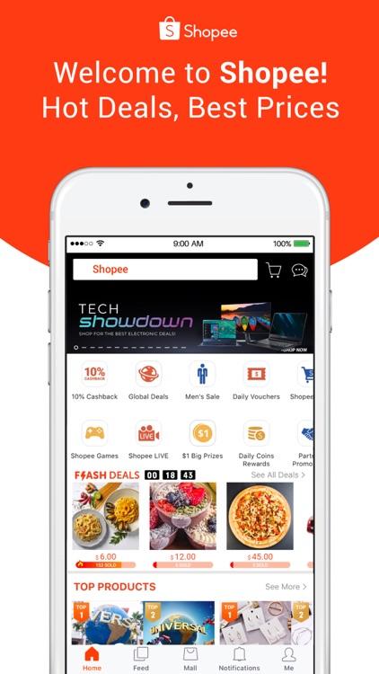 Shopee SG:Hot Deals Best Price screenshot-0